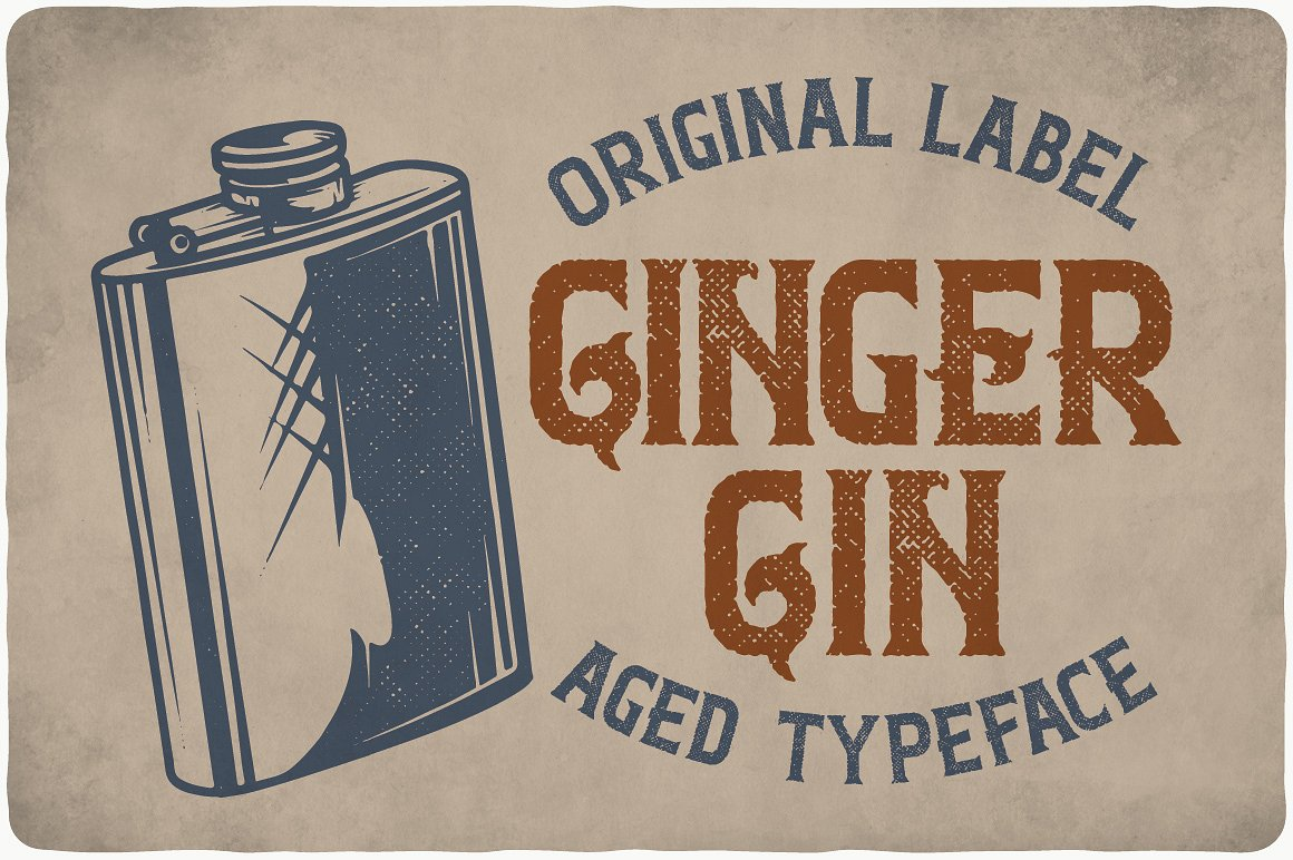 Ginger Gin example image 3