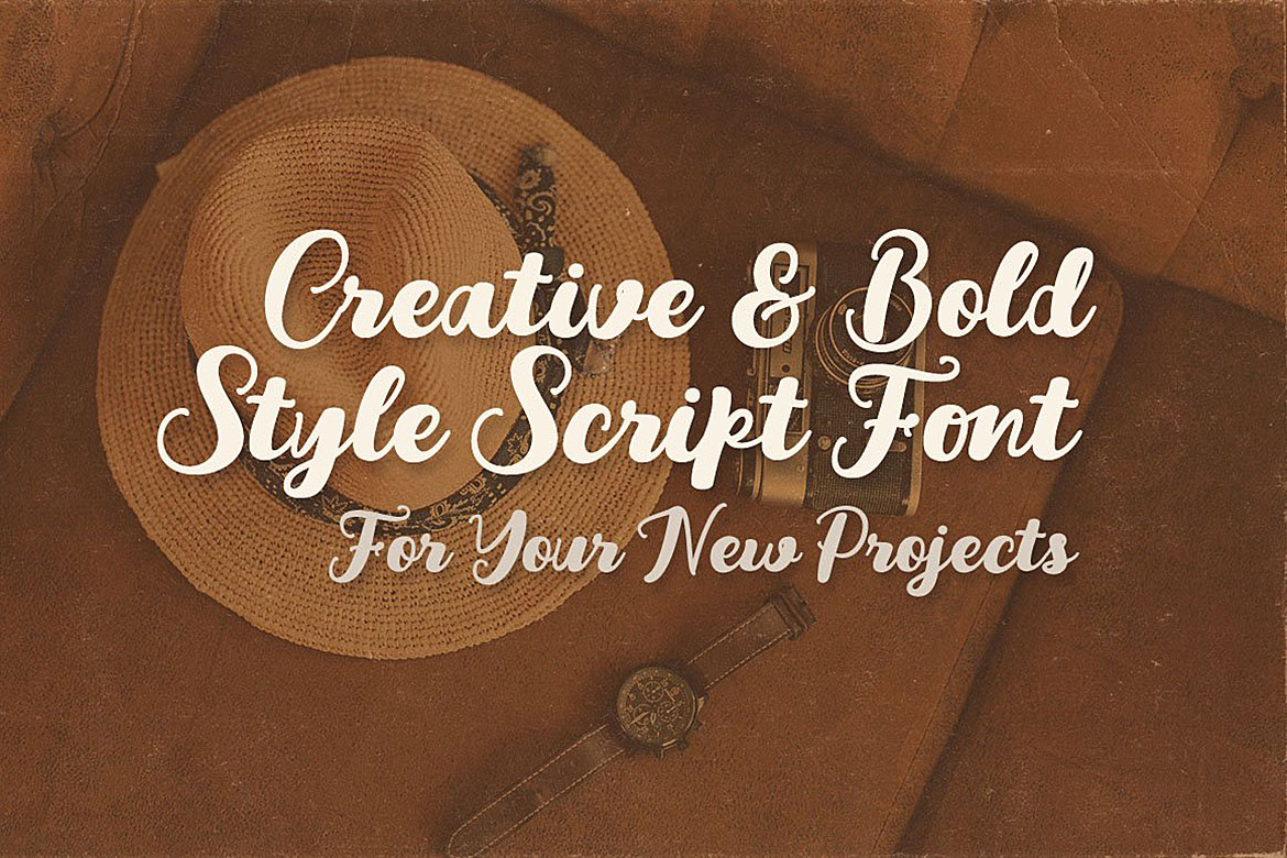Youth Script Font example image 5