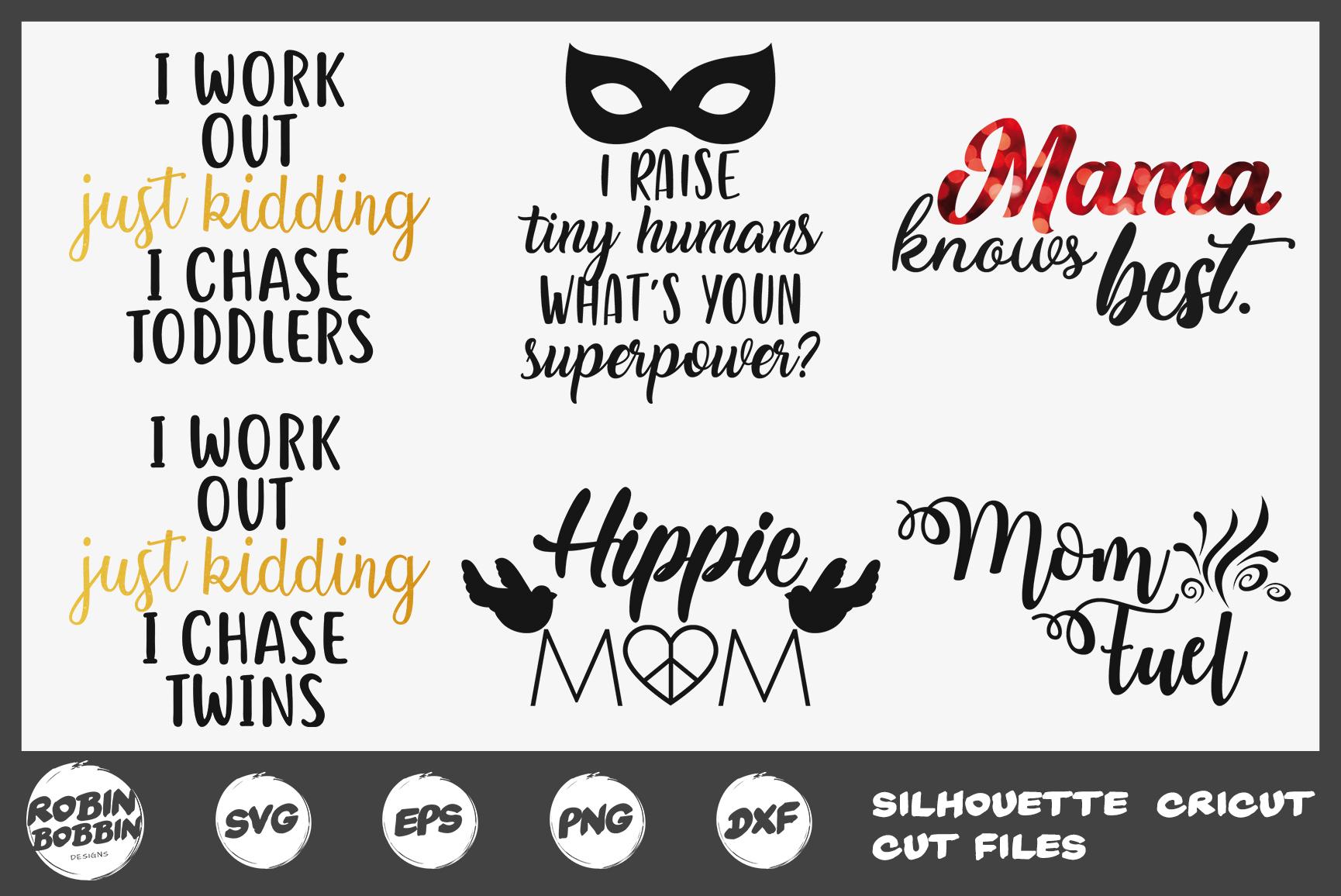 Mother's Day Bundle svg, Mom Life Bundle, Big Mother Bundle example image 4