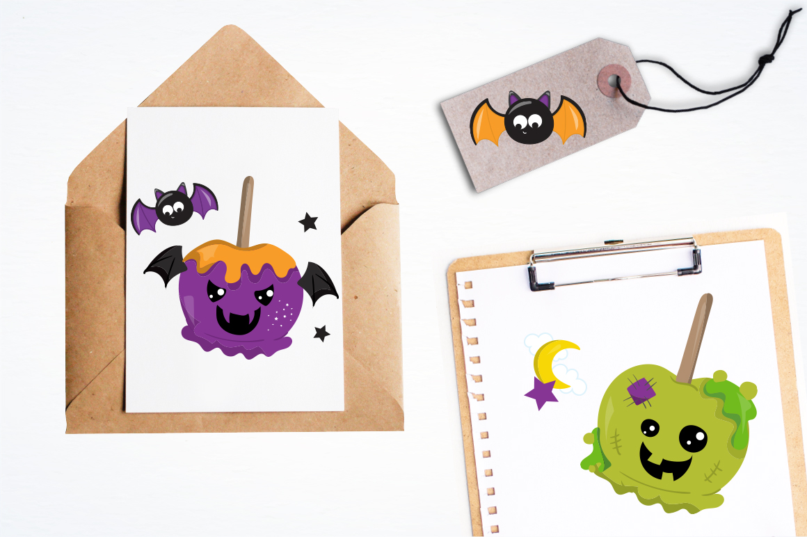 Pumpkin graphic and illustrations example image 3