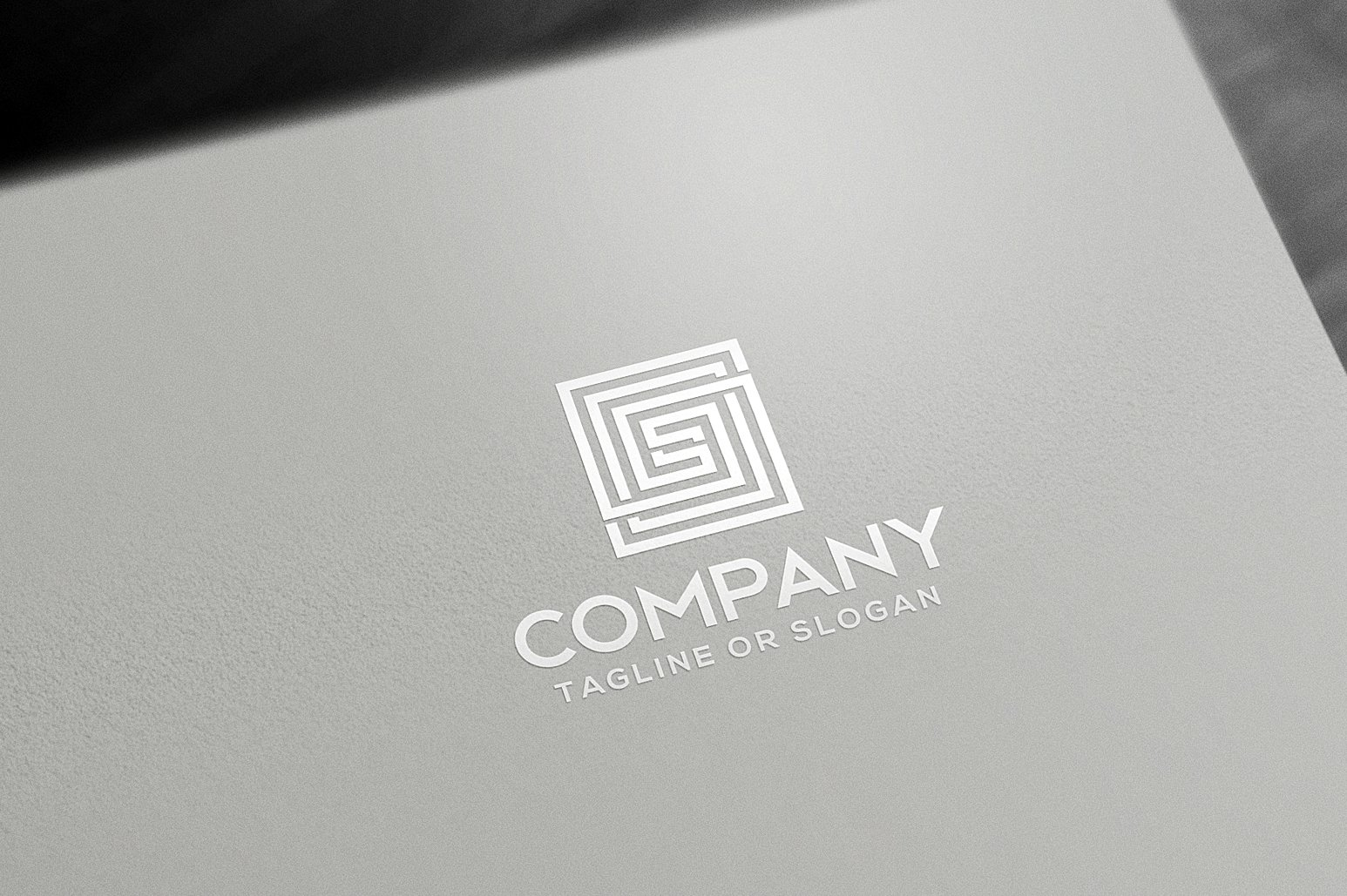 Multiline Logo Design Bundle example image 5