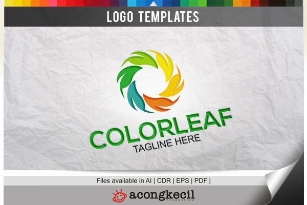 Color Leaf example image 1