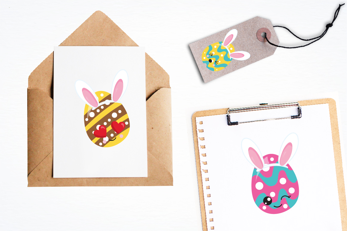 Easter Egg Hunt graphics and illustrations example image 4