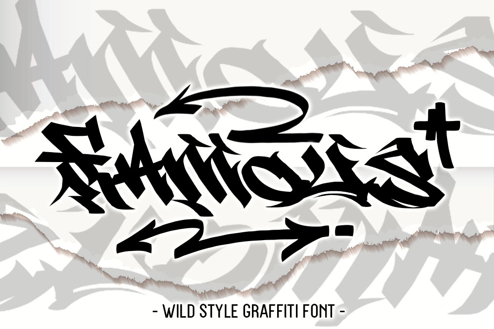 EAST COAST WILD STYLE GRAFFITI example image 2