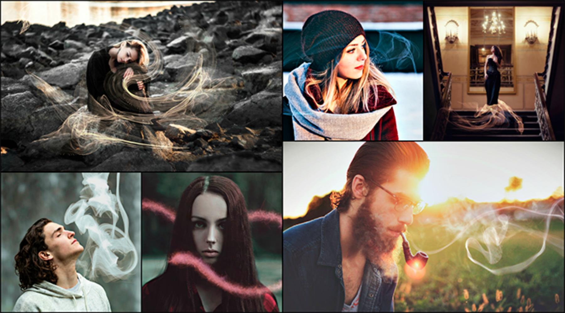 5000 Professional Photo Overlays example image 18