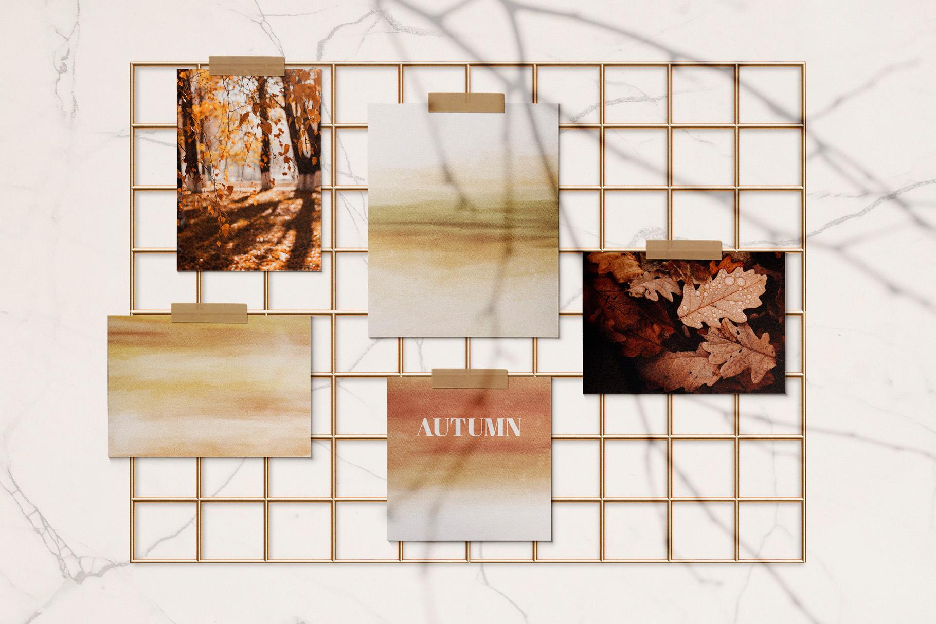 Autumn Backgrounds example image 4