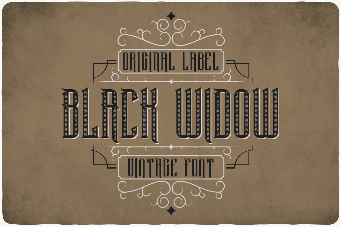 Black Widow example image 1
