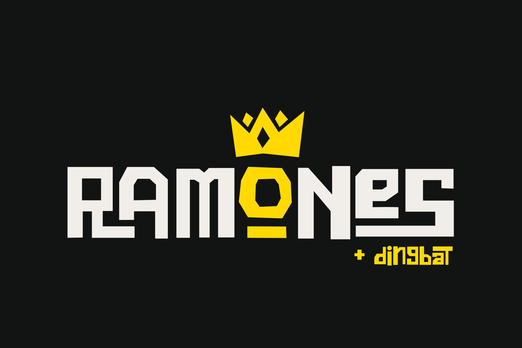 Ramones example image 1