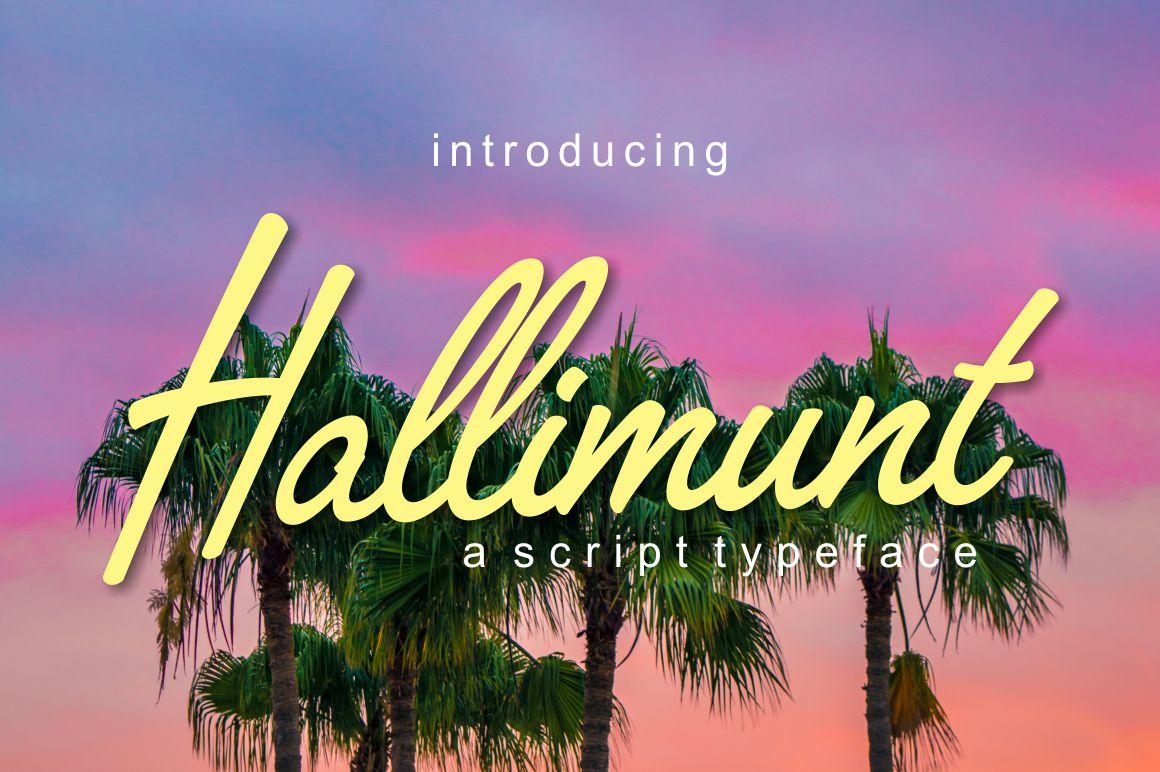 Hallimunt example image 1
