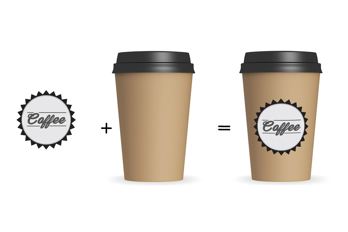 Paper Coffee Cup Mockup V1 example image 3