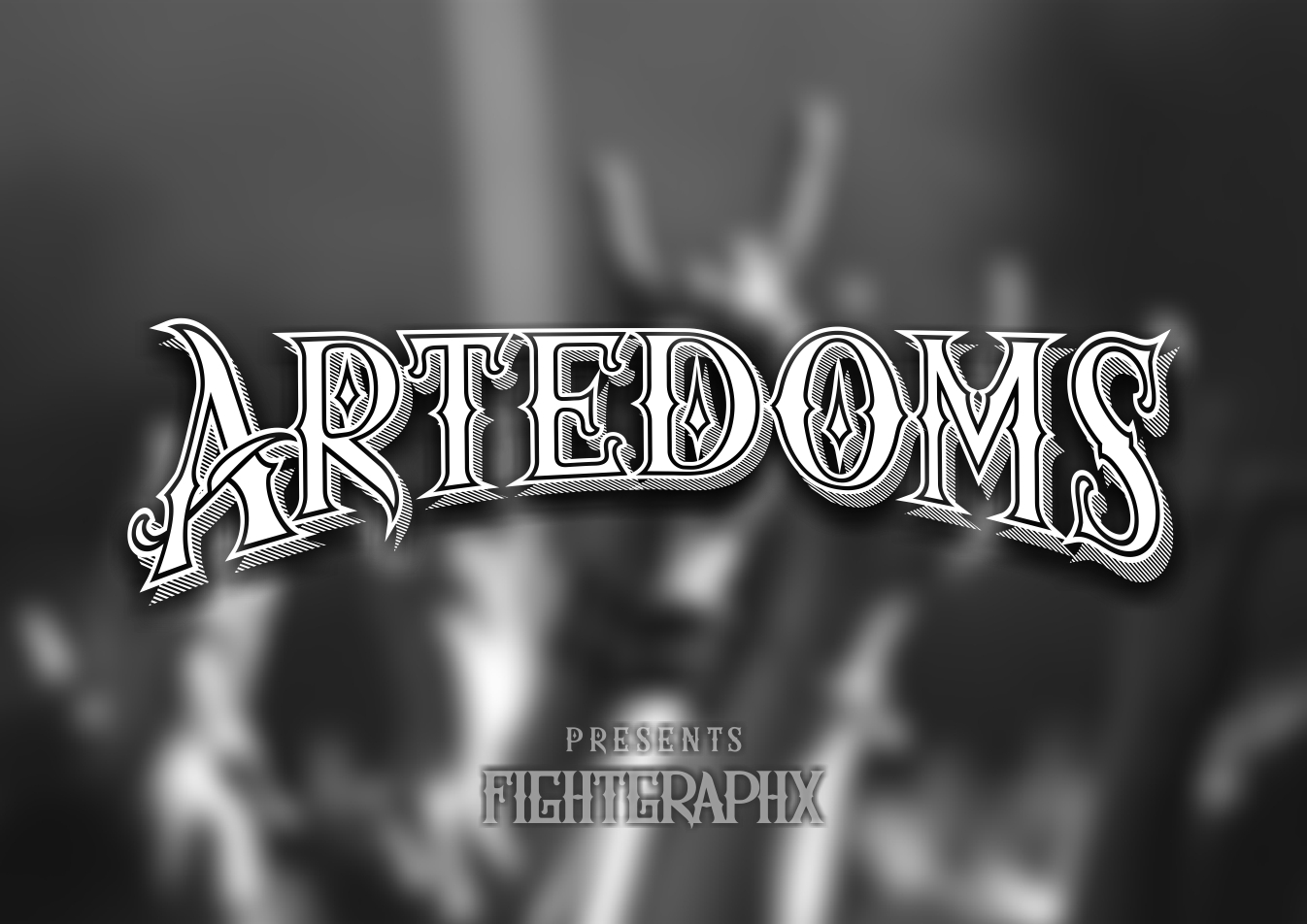 Artedoms typeface example image 2