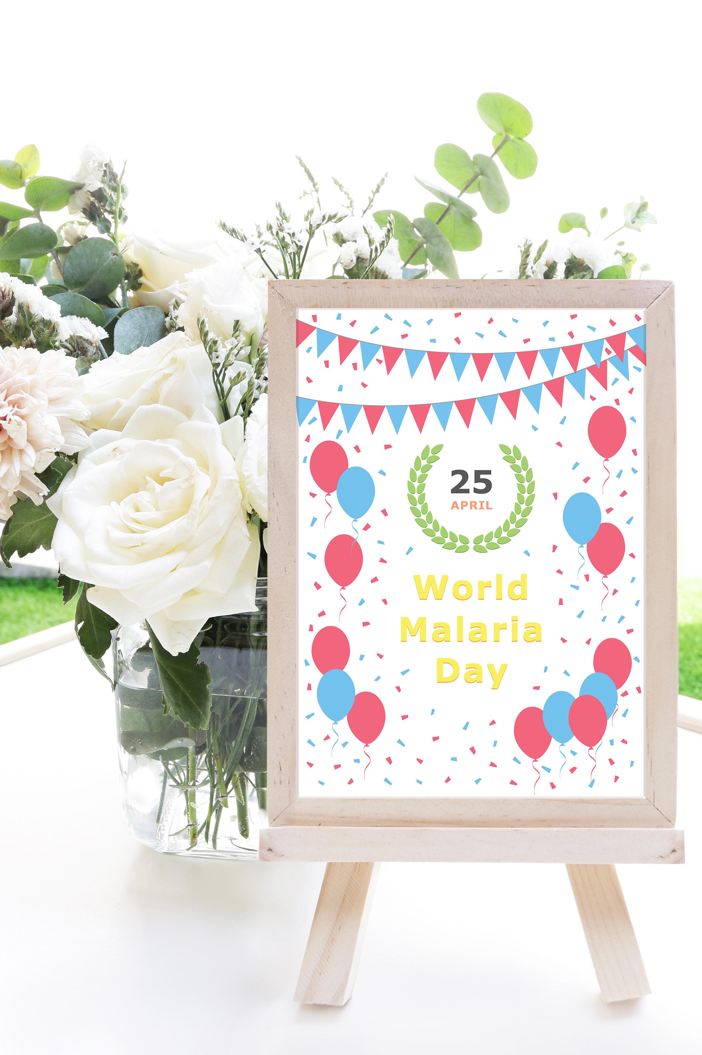 World Malaria Day - April 25 example image 6