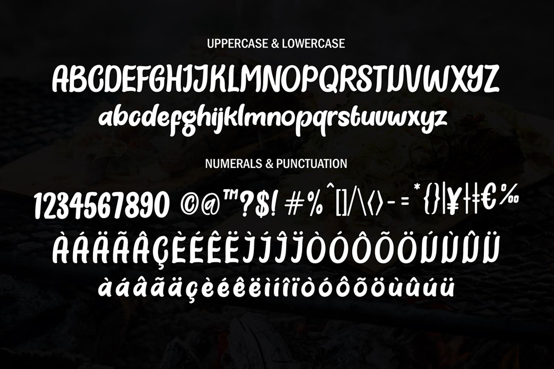 Belanda Font example image 7
