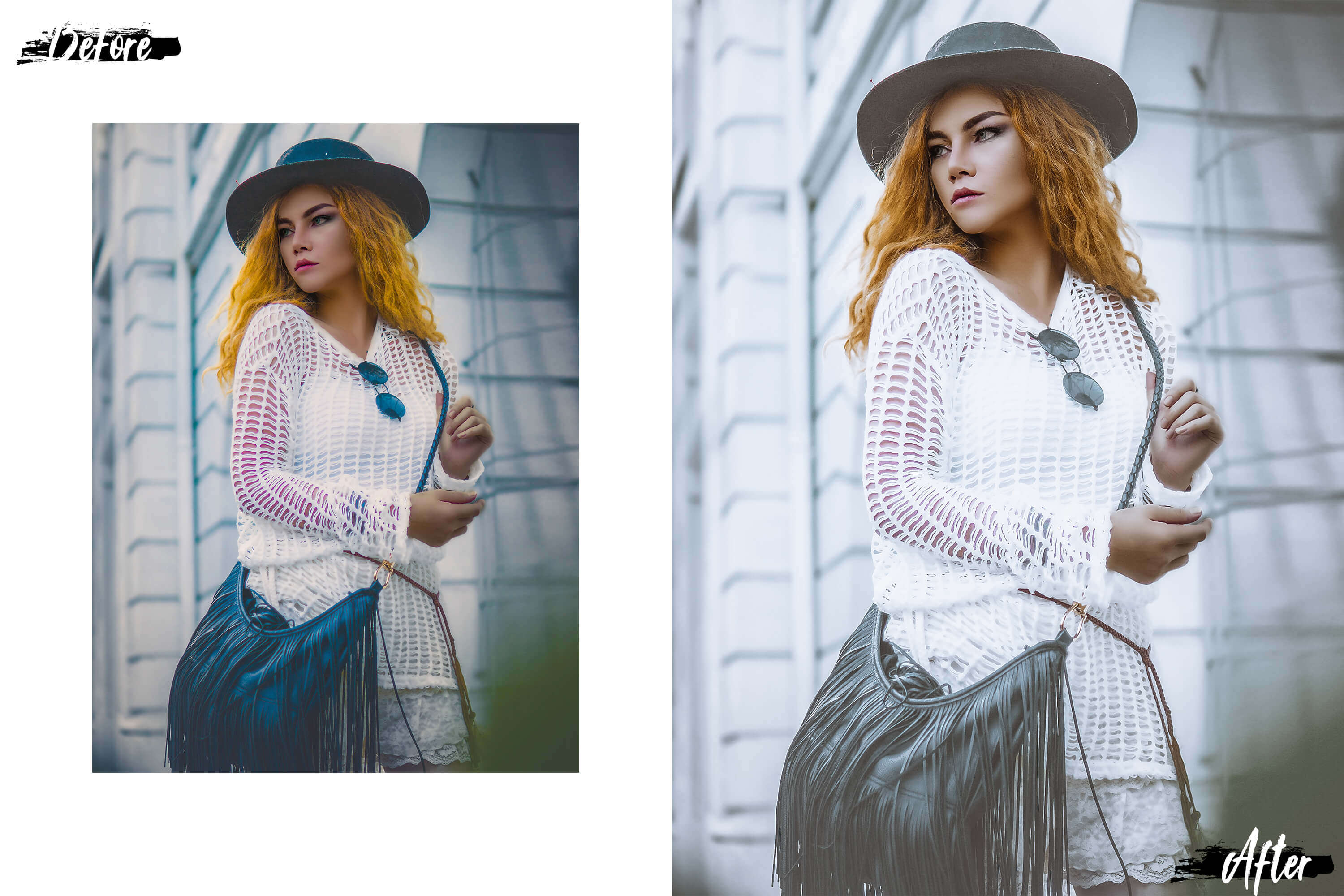 05 Fashion Wave Lightroom Presets and ACR preset vogue theme example image 5