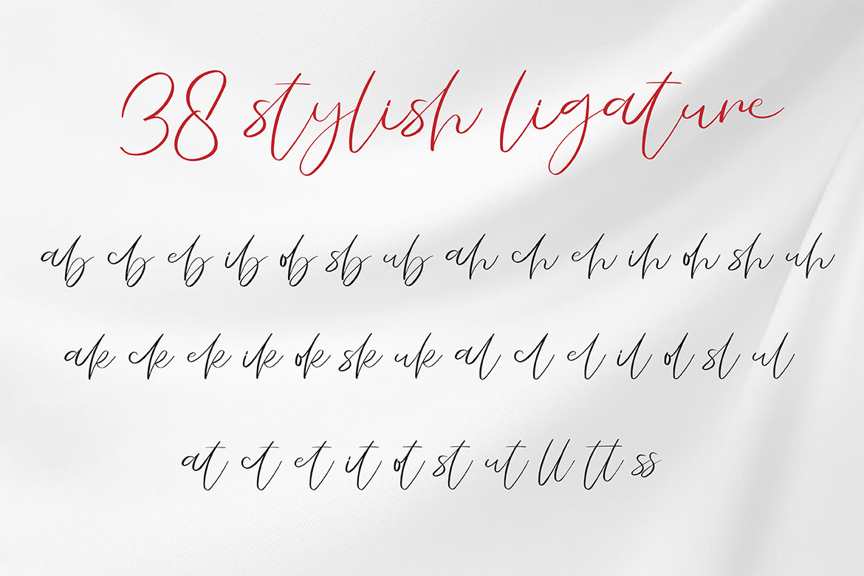 La Vista // A Stylish Modern Font example image 10