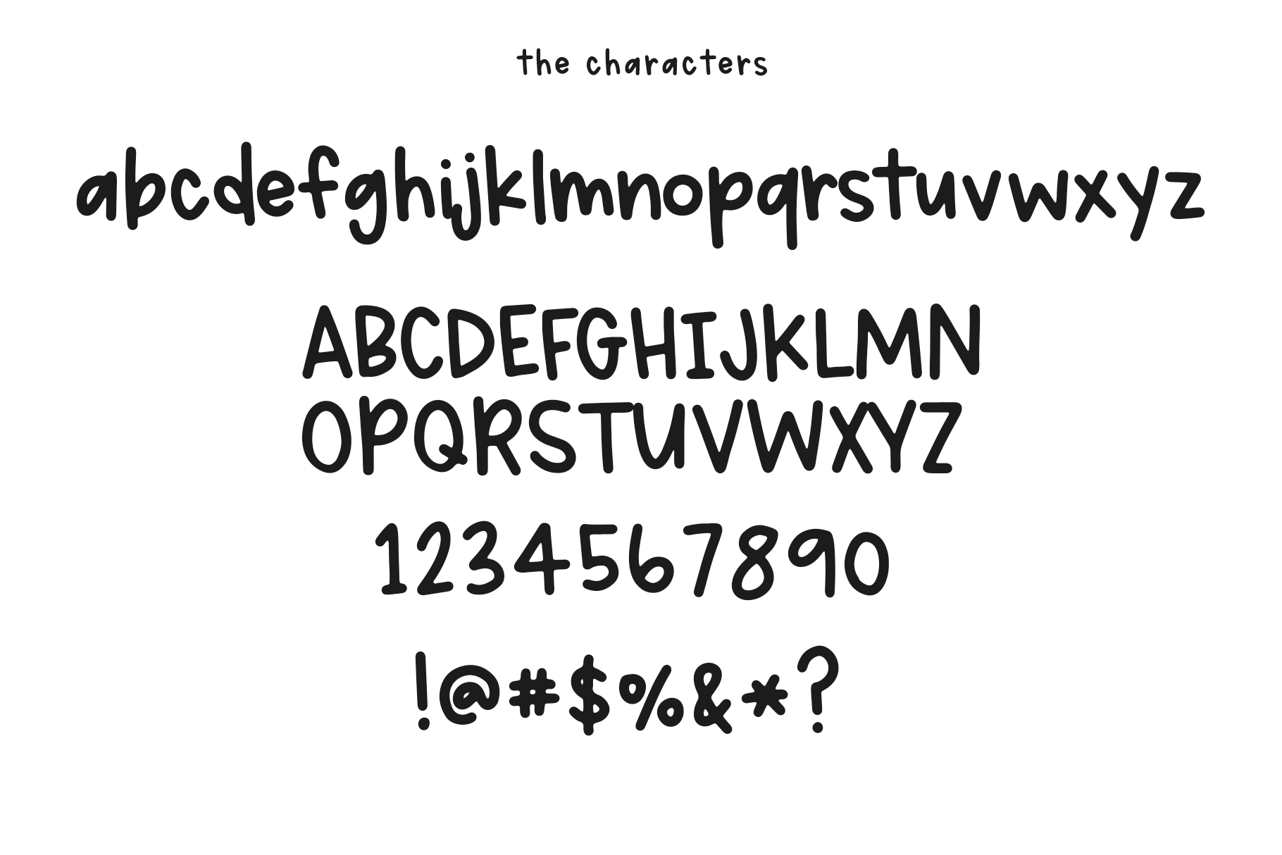 Sunshine Market - A Handwritten Font example image 11