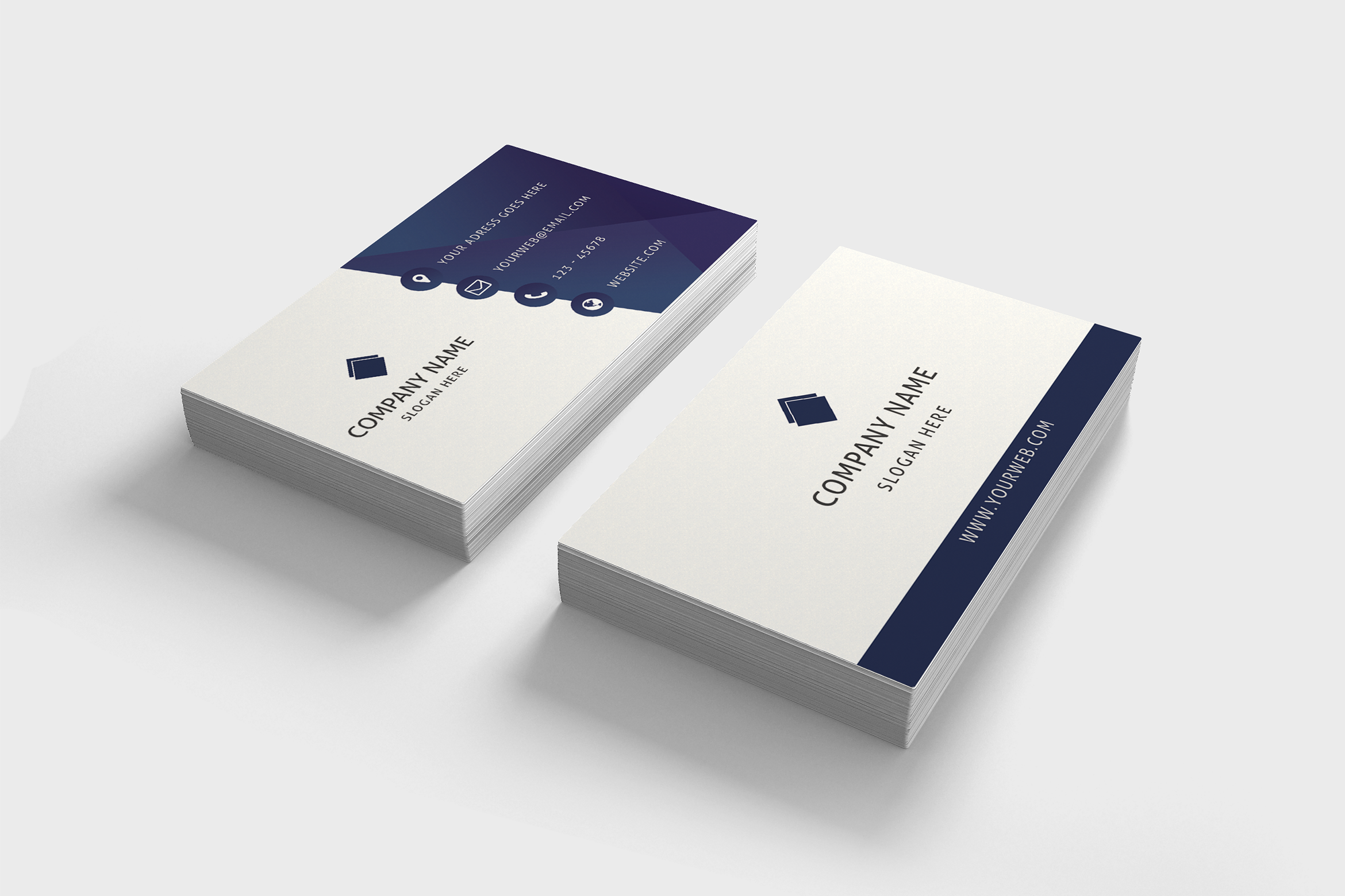 Business Card vol.01 example image 1