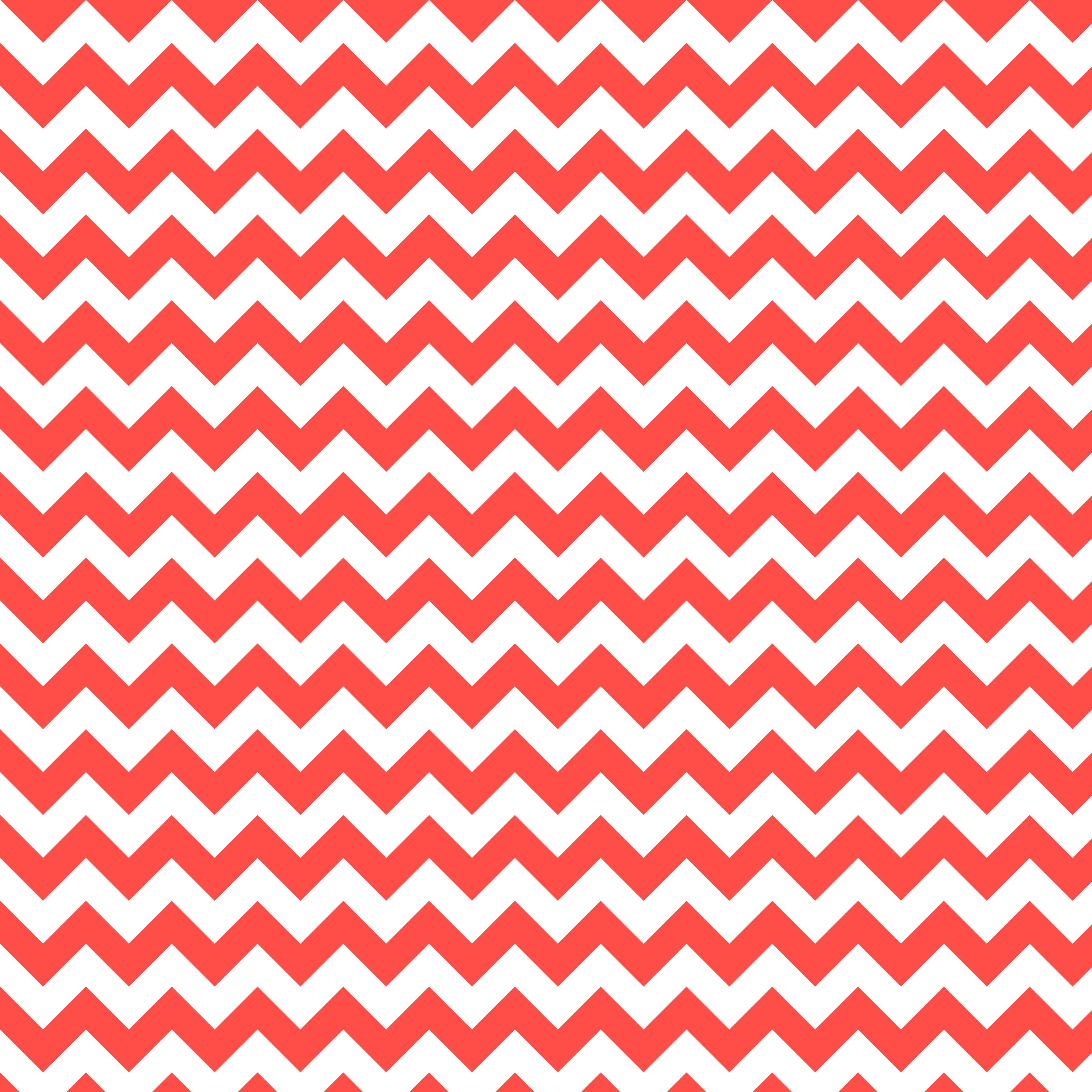 Bright and Cheerful Chevron Digital Paper-Seamless example image 4