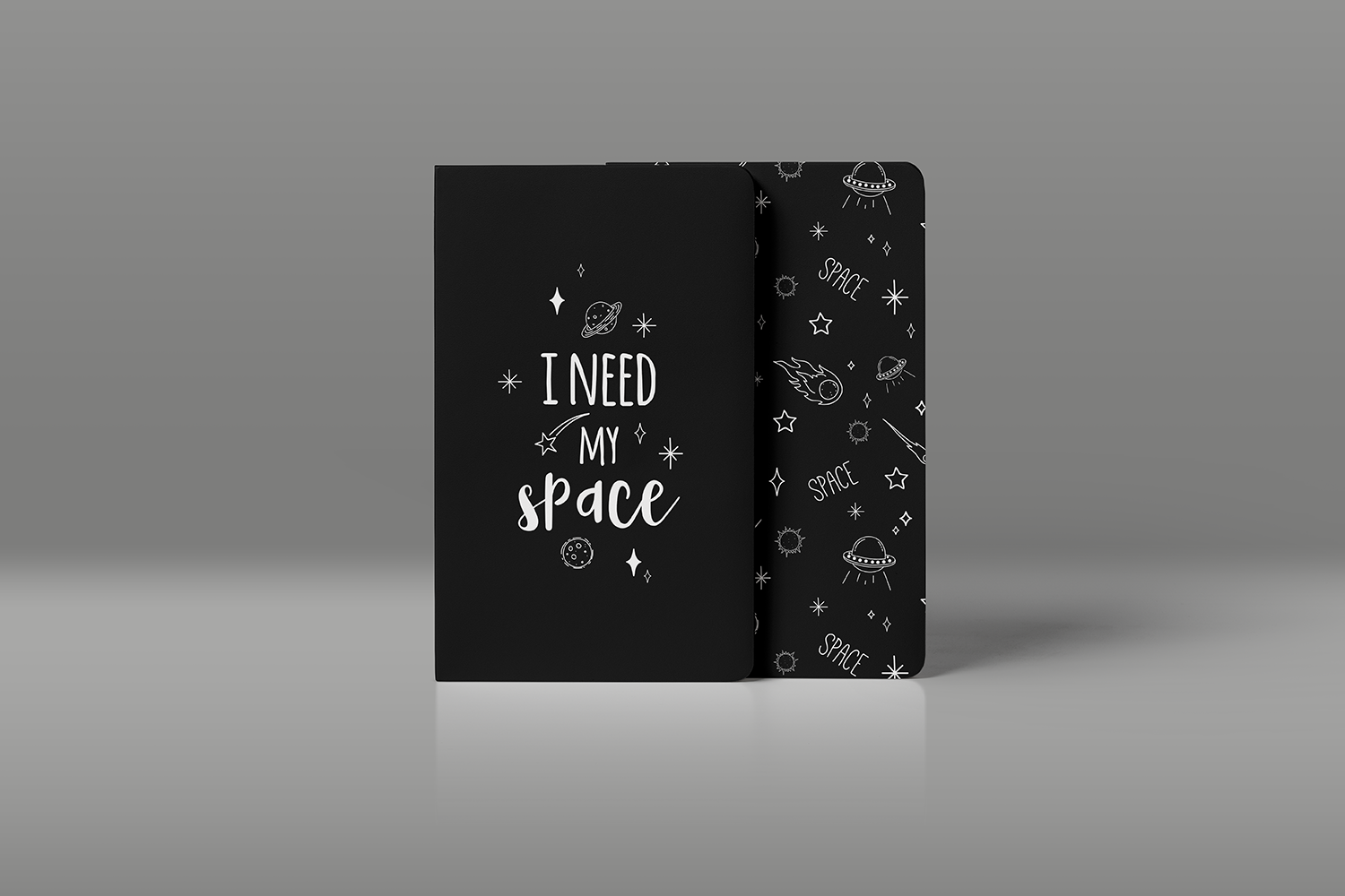 Outer Space Collection example image 9