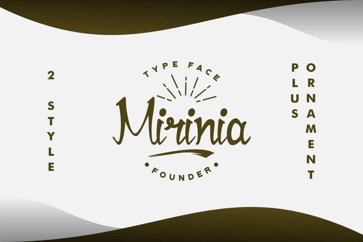 Mirinia example image 2