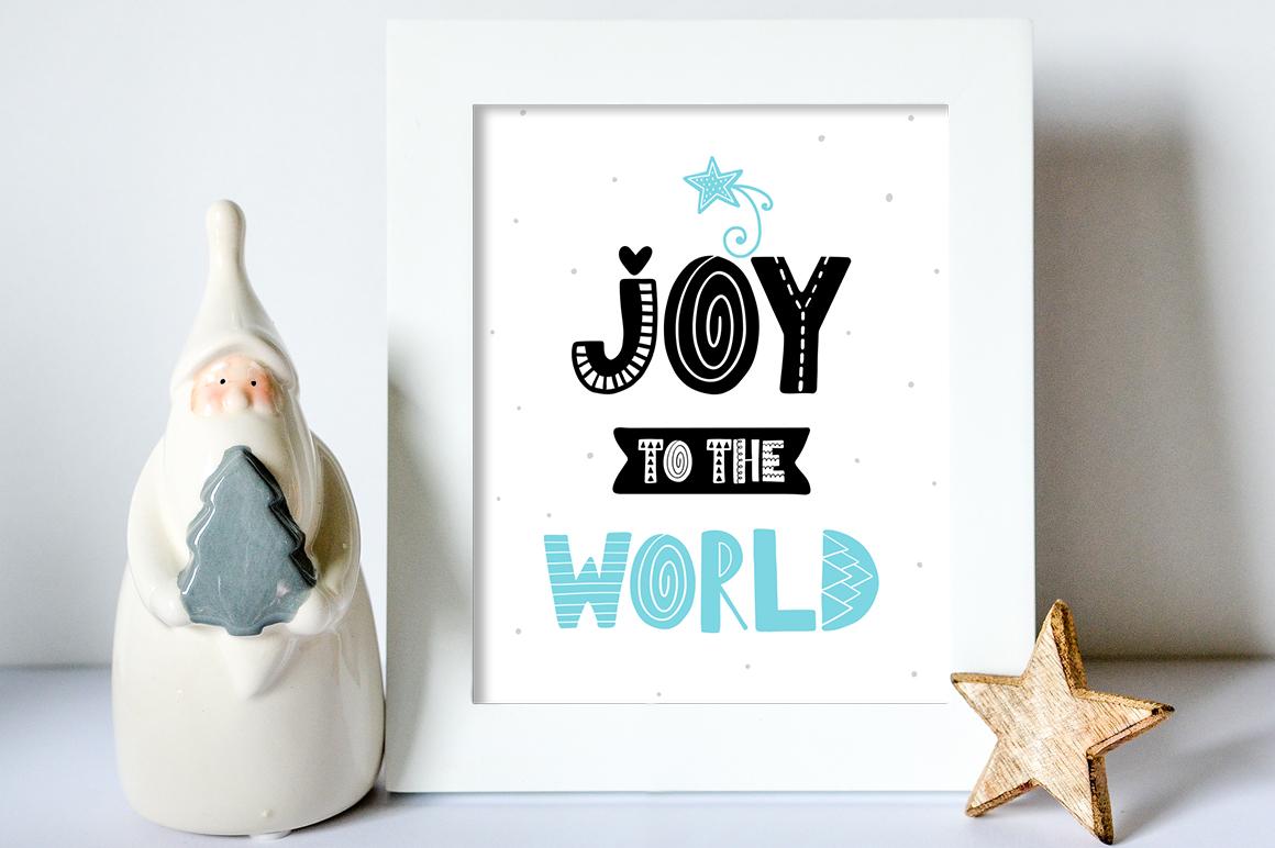 Tiny Joy Font - Scandinavian & Kids example image 8