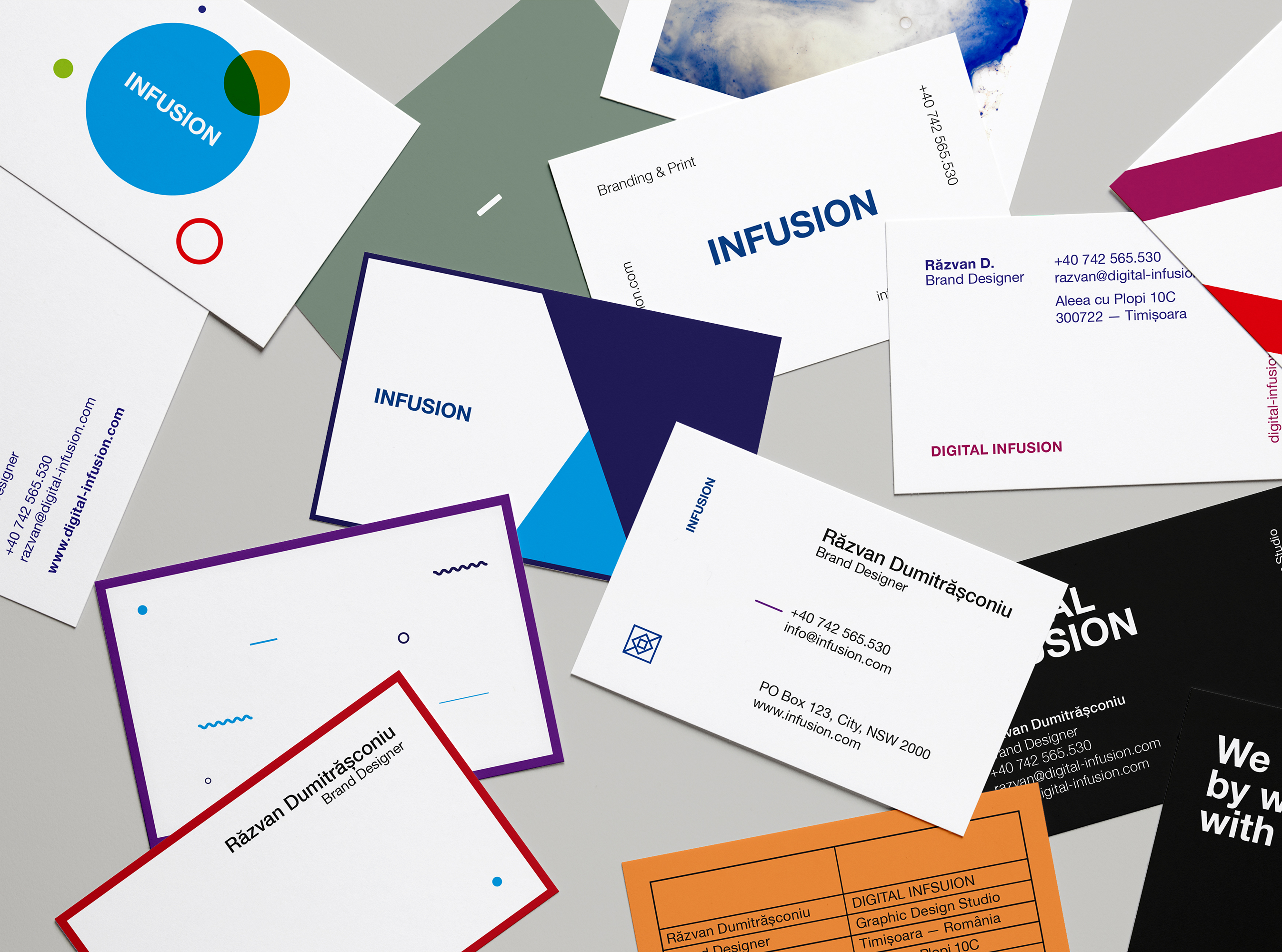 Clean & Modern Business Cards example image 6