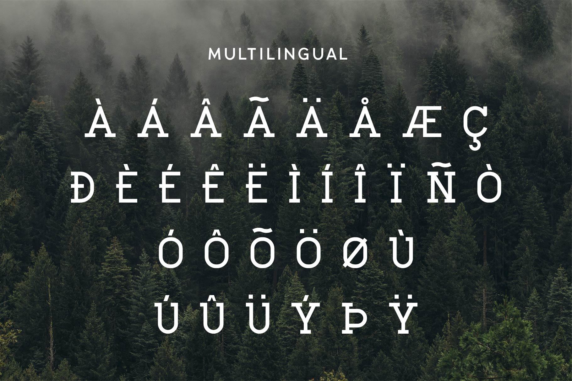 EXPLORER - Sailor Original Typeface example image 4