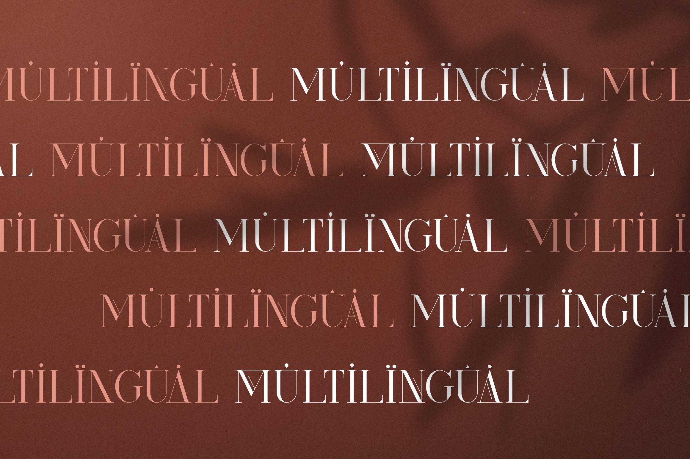 Kindel - Serif Typeface | 4 styles example image 12