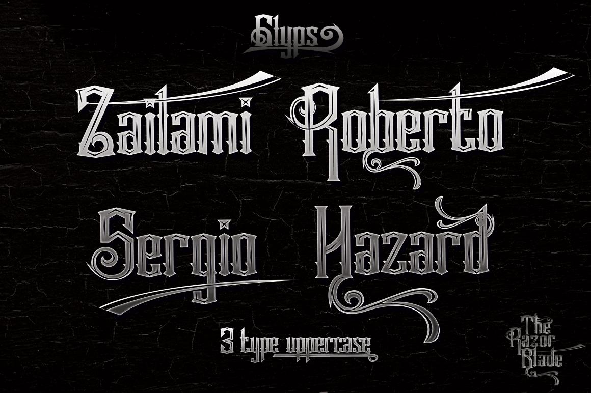 The Razor Blade example image 3