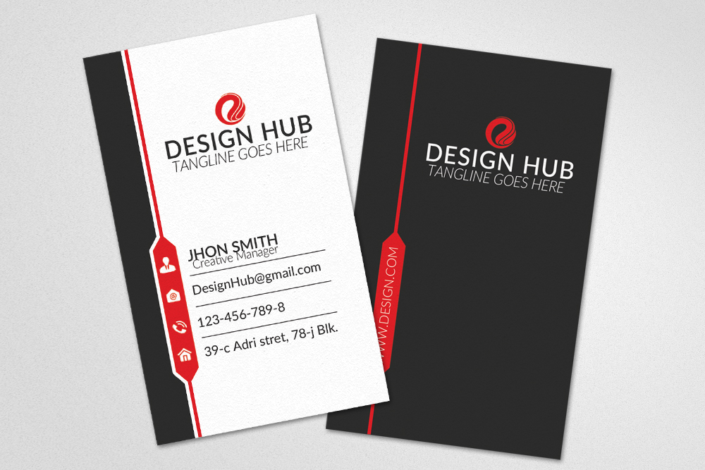 Business Card Psd example image 2