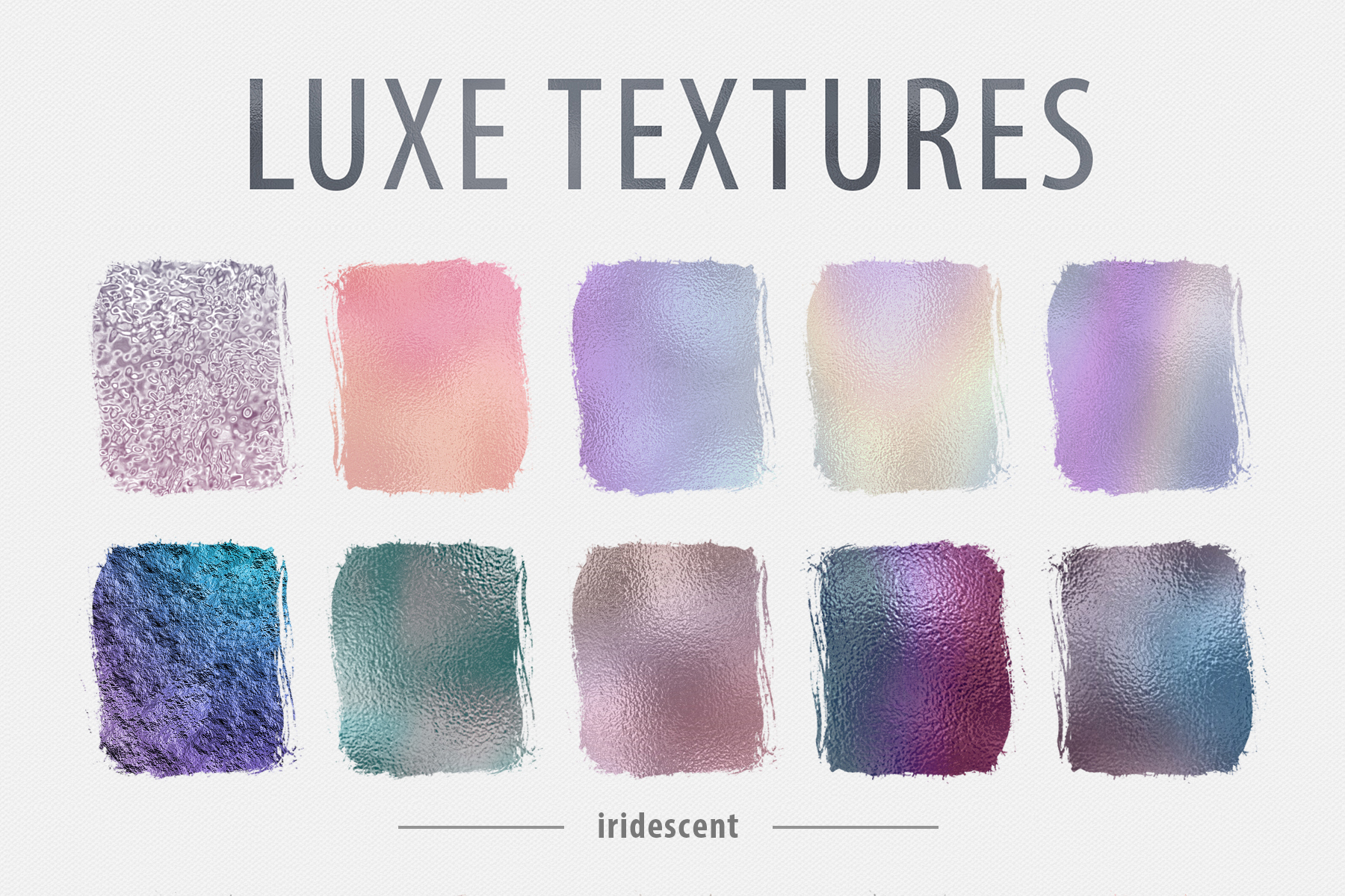 Luxe - 200 Textures and Patterns - Foil, Glitter, Marble example image 15