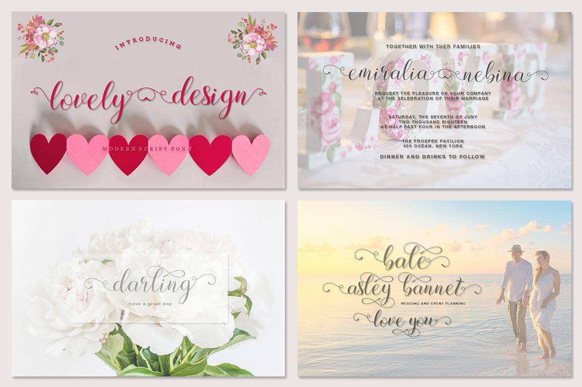Fantastic Beautiful Bundle 10 Collection Font example image 8