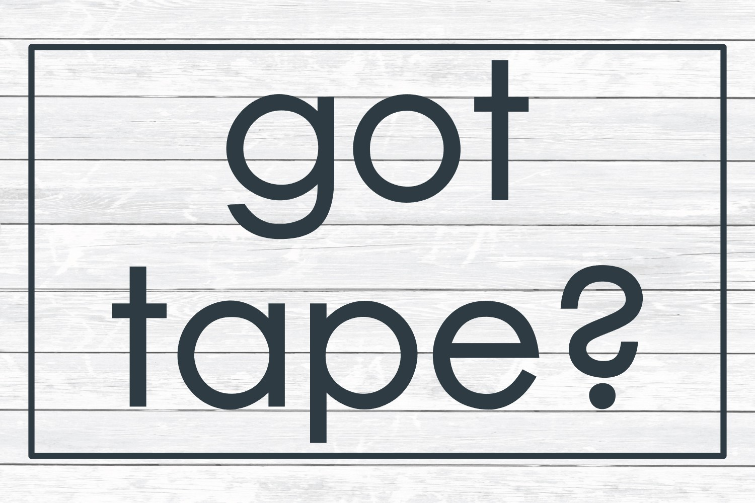 Got Tape? Color Guard SVG Cut File for Crafters example image 2