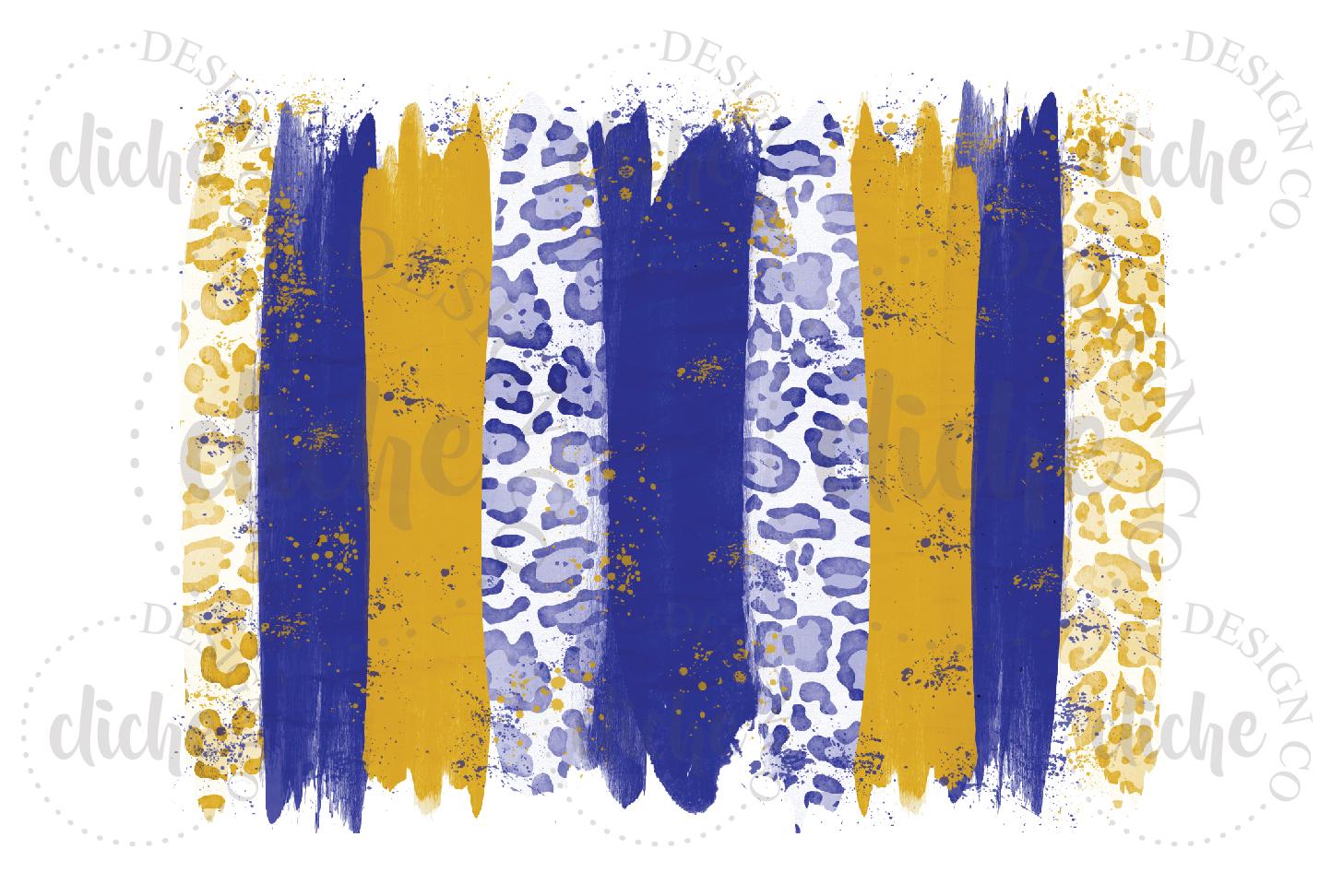 Paint Stroke Sublimation Design Background Bundle example image 4
