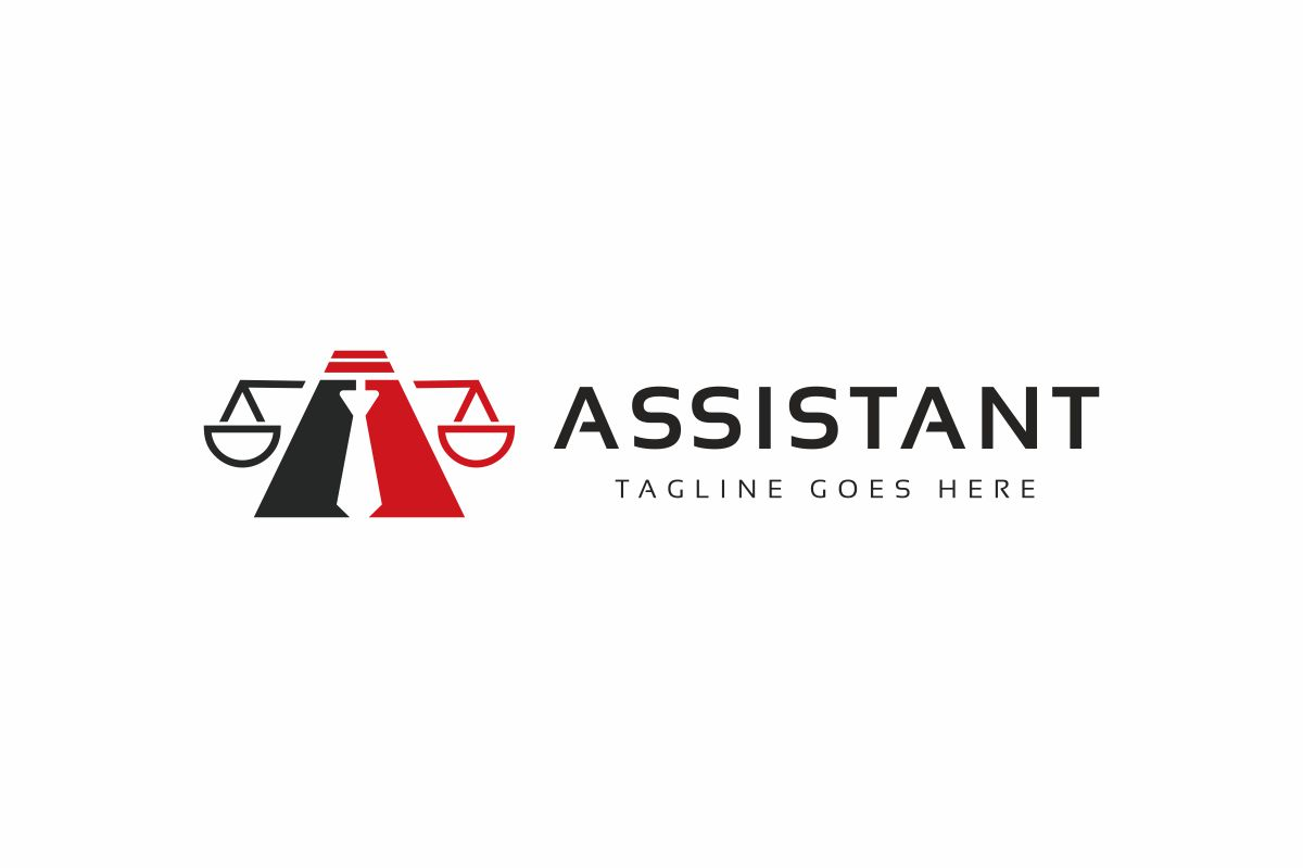 Assistant Law Logo example image 3