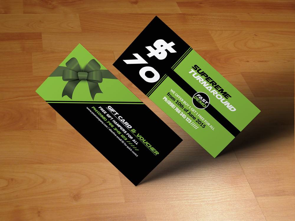 Business Gift Vouchers example image 3