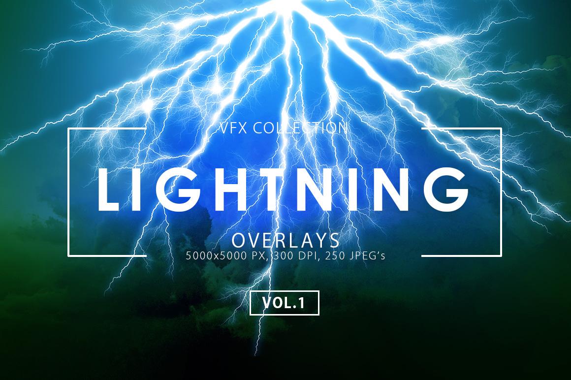 Lightning Effect Overlays example image 1