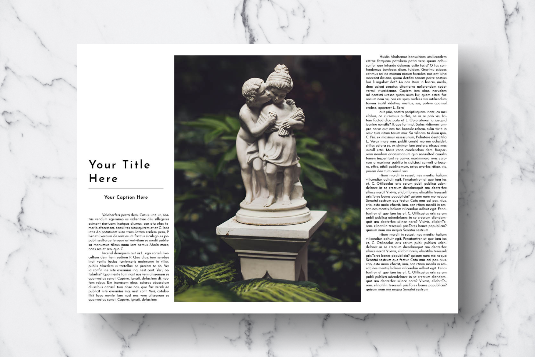 Magazine Template Vol. 17 example image 7