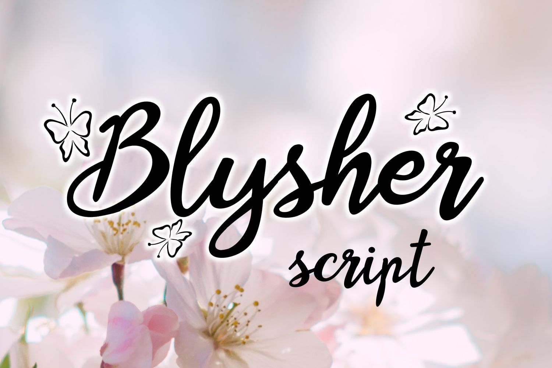 Blysher example image 2