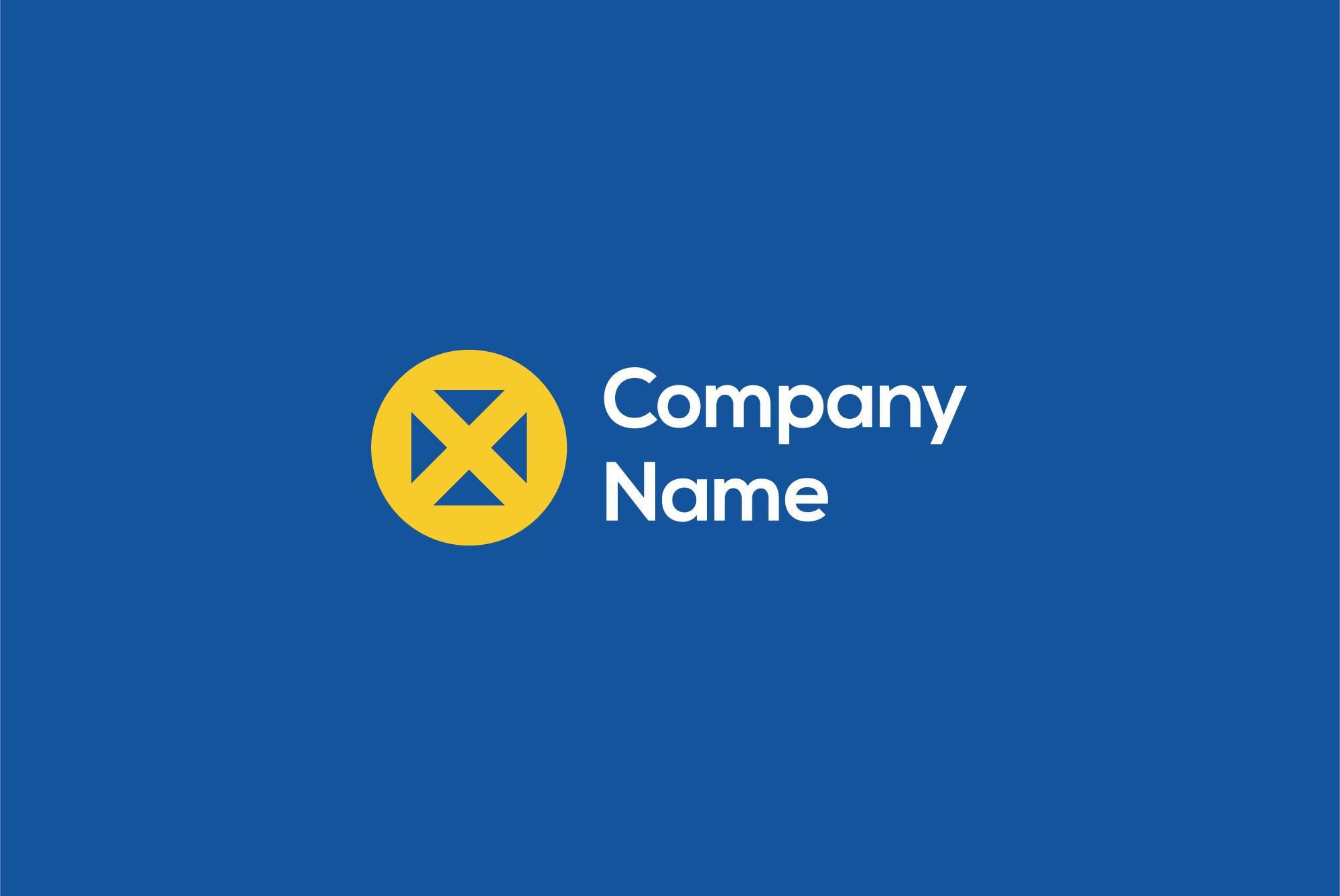 Company logo example image 2