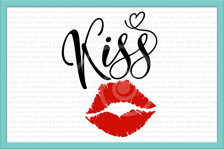 Download Kiss lips SVG Cutting file (31117) | SVGs | Design Bundles