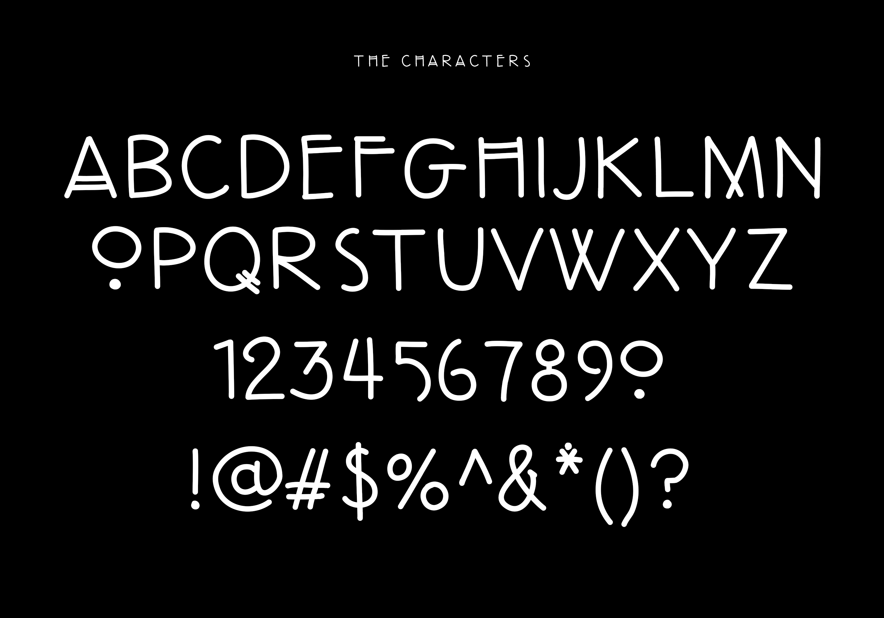 Ghost Tales - A Spooky Handwritten Font example image 6