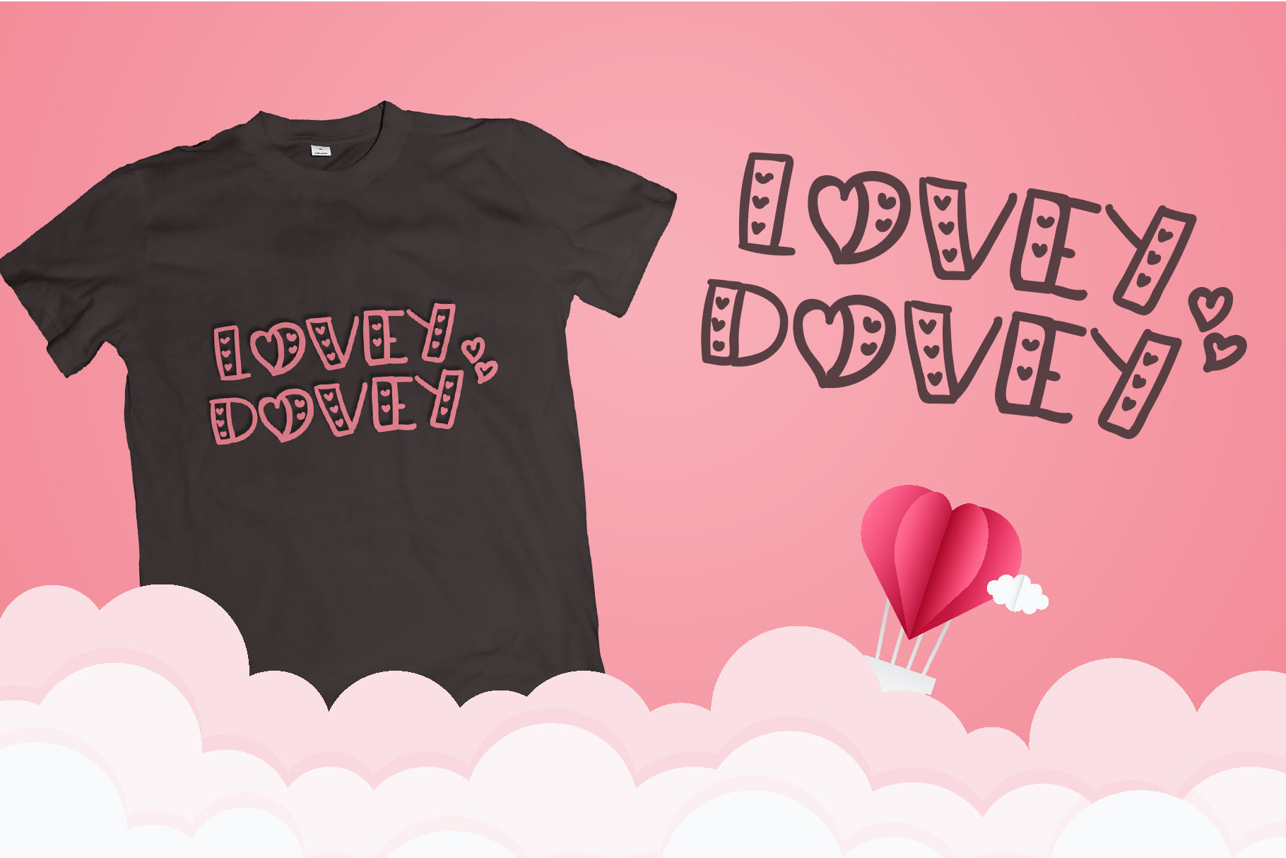 Lovely - Love Handwritten Font example image 4