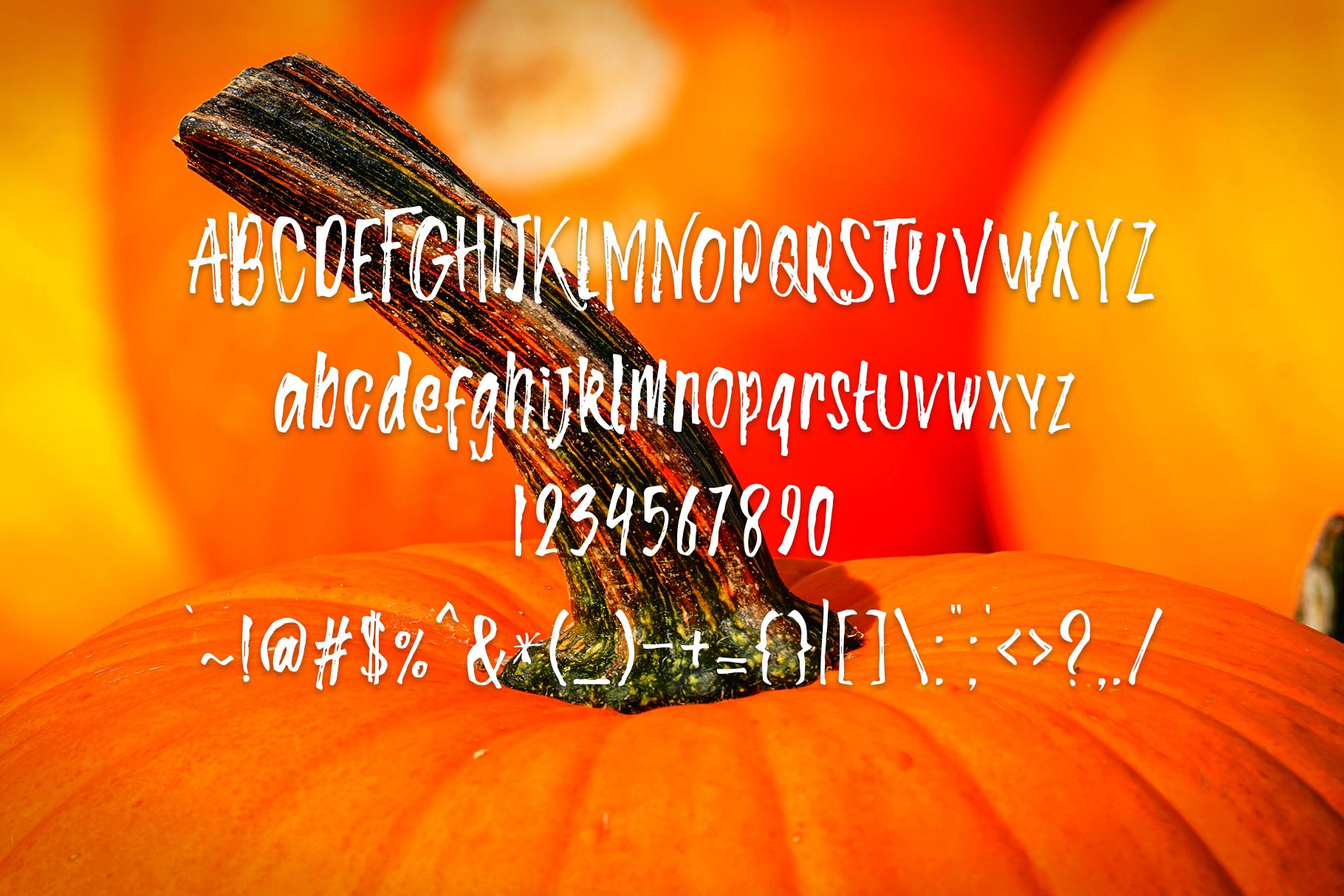 Legenda Berkata Rough Font example image 2