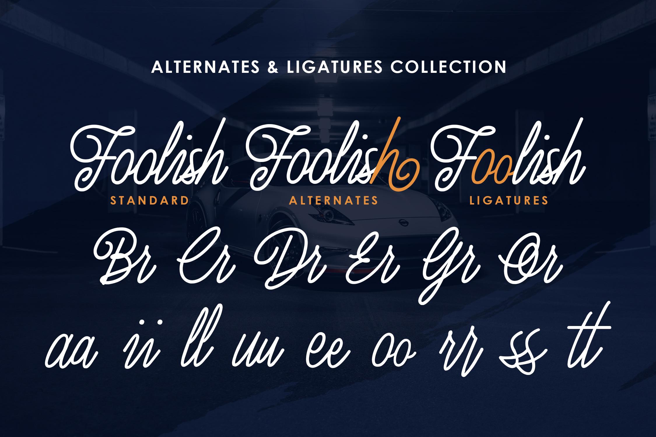 Luxury Quality Font example image 4