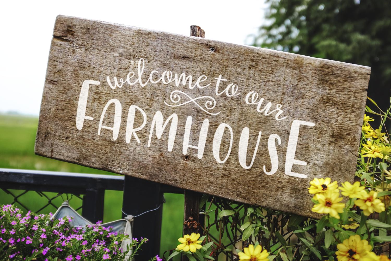 SALE! 20 Farm quotes bundle, Quote sign svg, farm svg example image 4