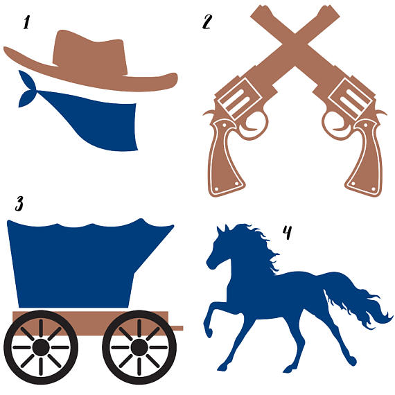 Cowboy Clipart example image 2