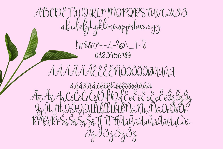 Botanical Heart example image 2