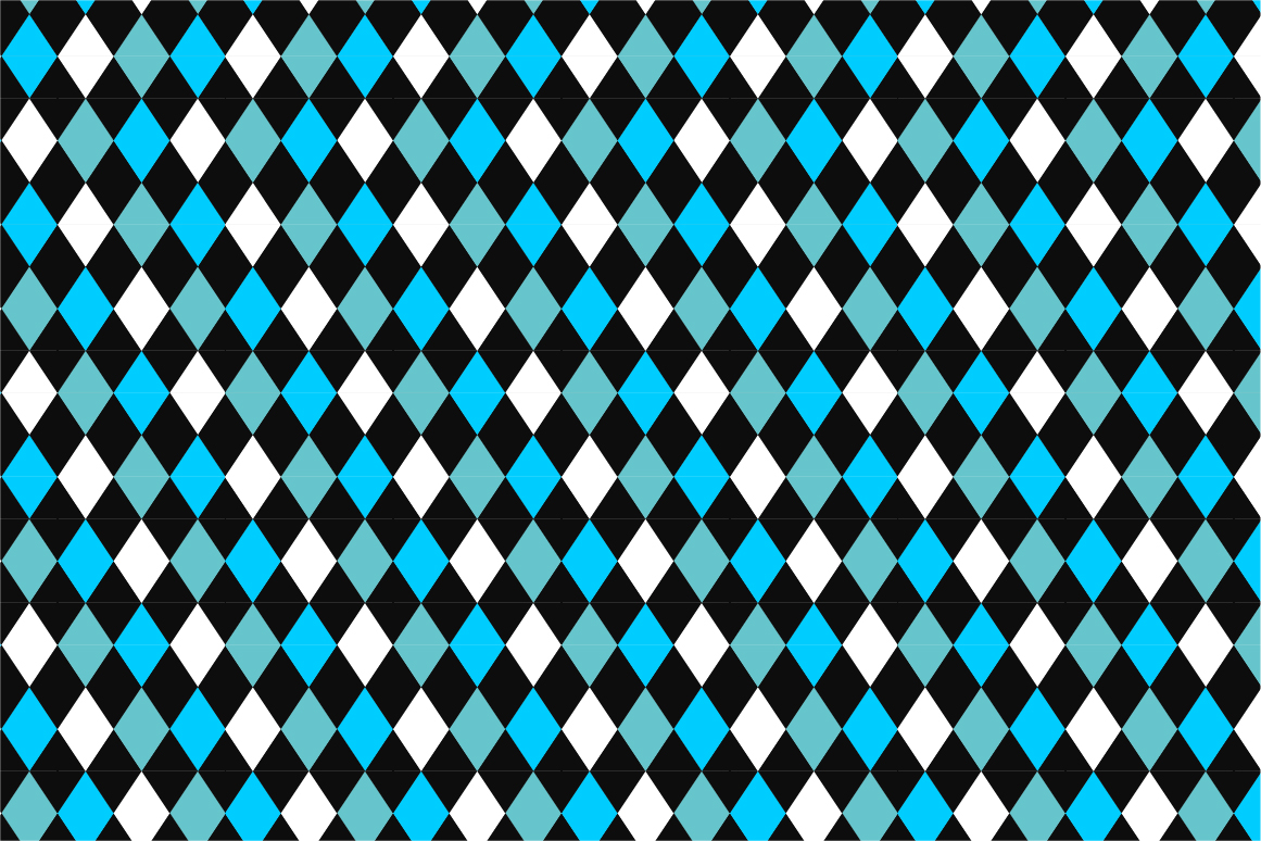 Collection of seamless patterns. example image 9