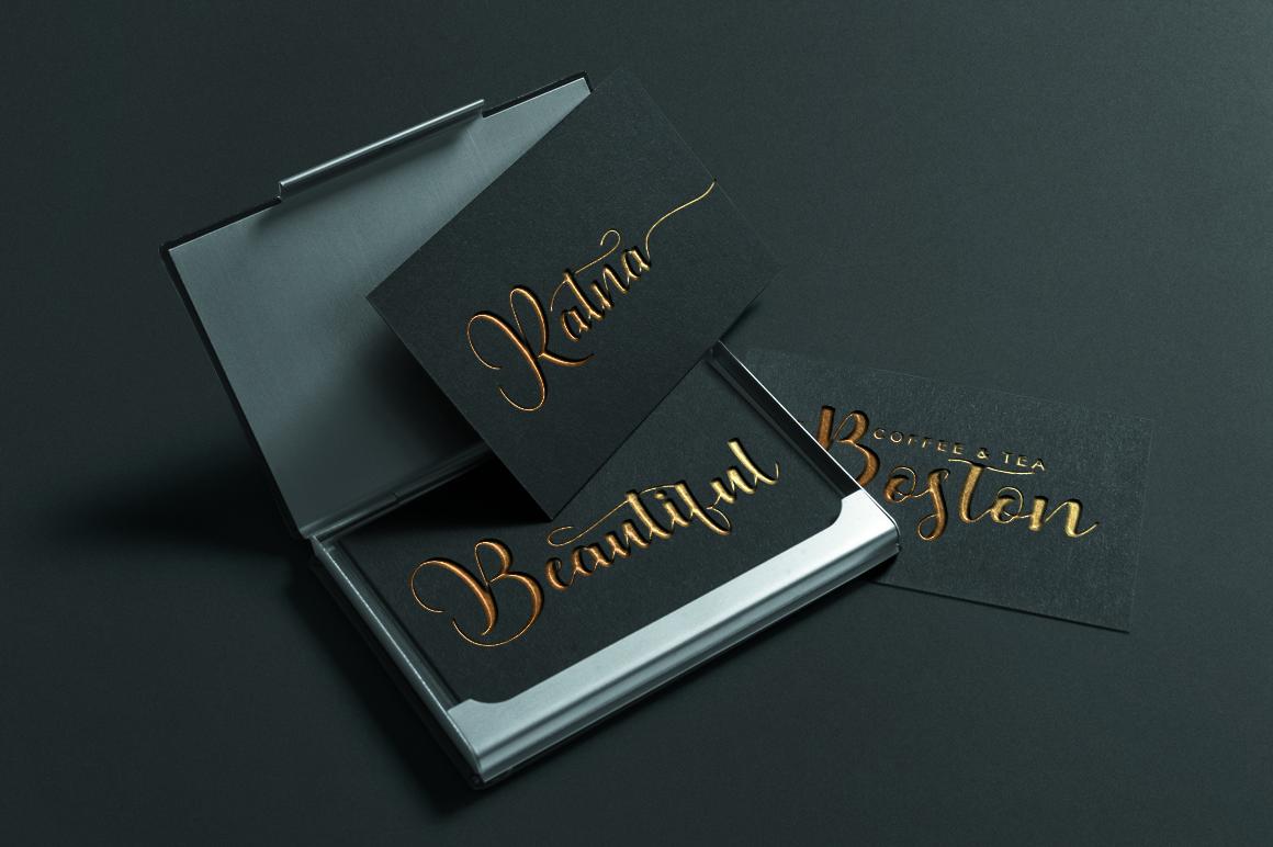 Bontella 2 Style Font example image 8